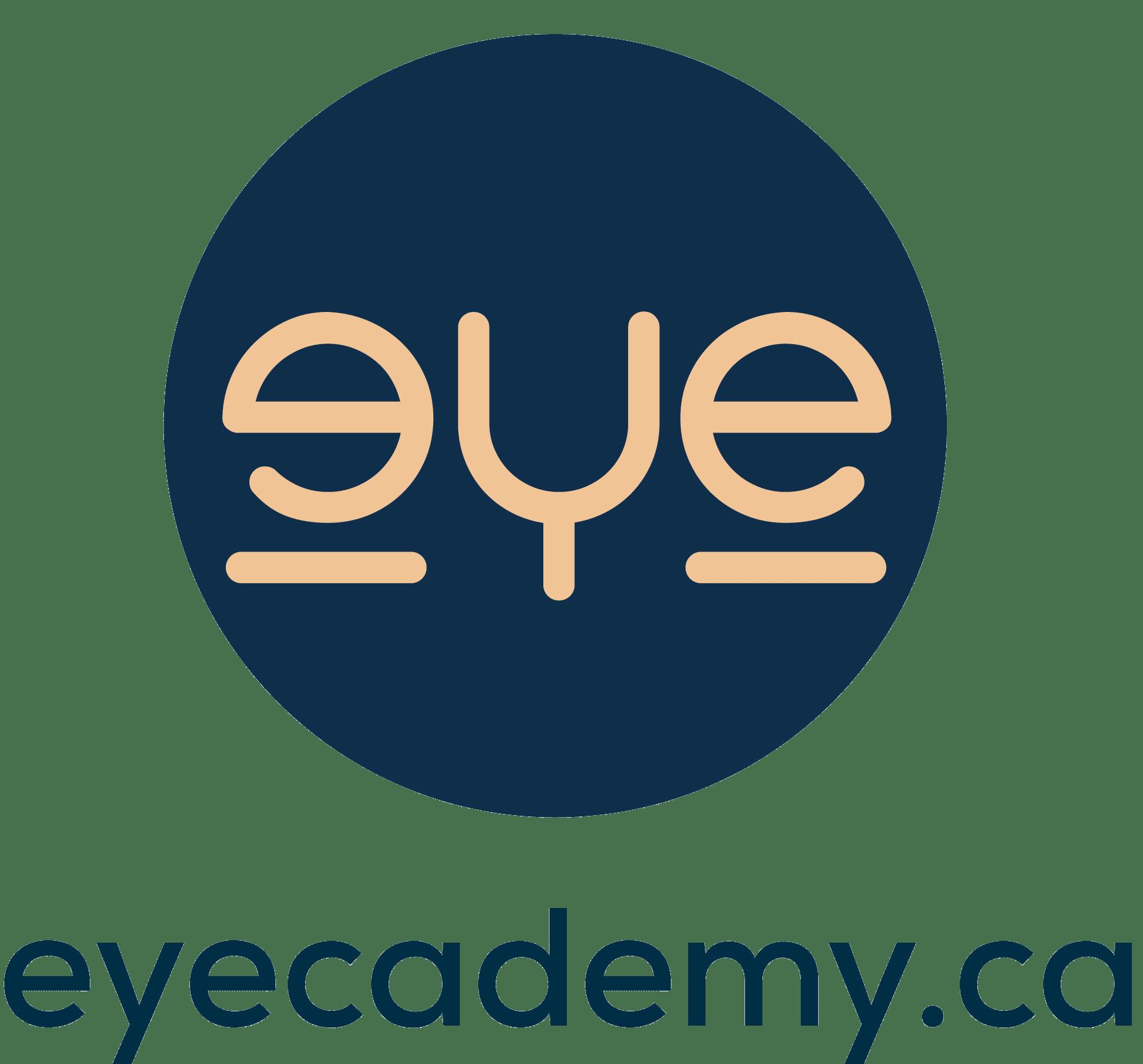 Home | eyecademy.ca